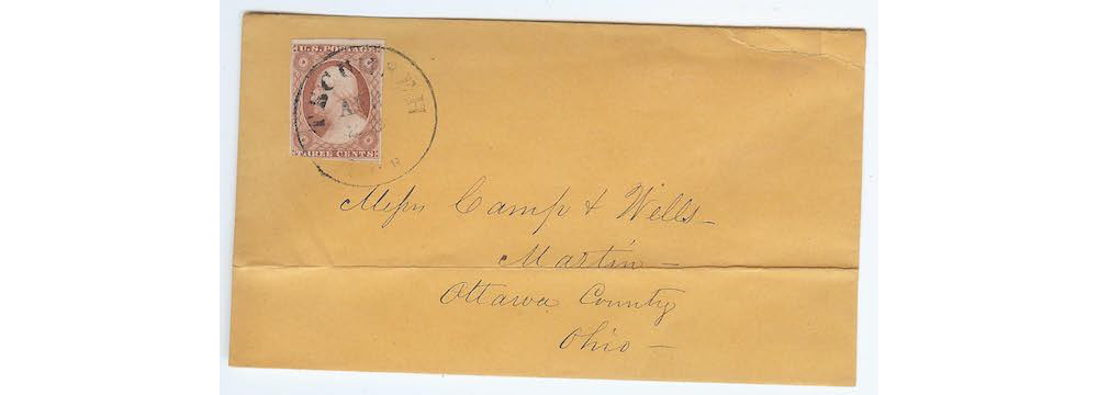 19th Century Michigan Letters-2